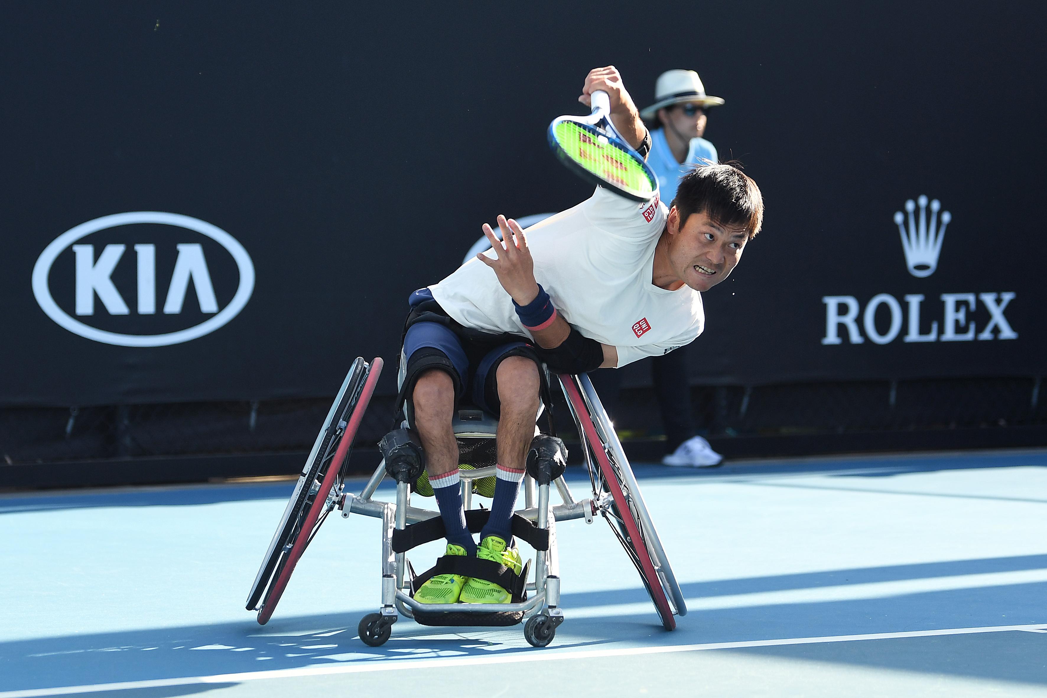 国枝慎吾は車椅子テニスの王者!賞金、年収がキビシイ!フェデラーにも認められた実績